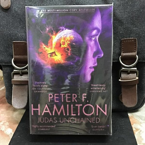 Peter F. Hamilton: JUDAS UNCHAINED
