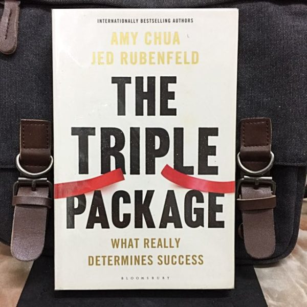 Amy Chua & Jed Rubenfeld - The Triple Package: What Really Determines Success