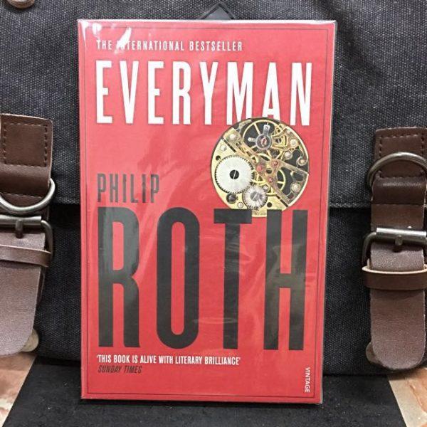 Philip Roth - EVERYMAN
