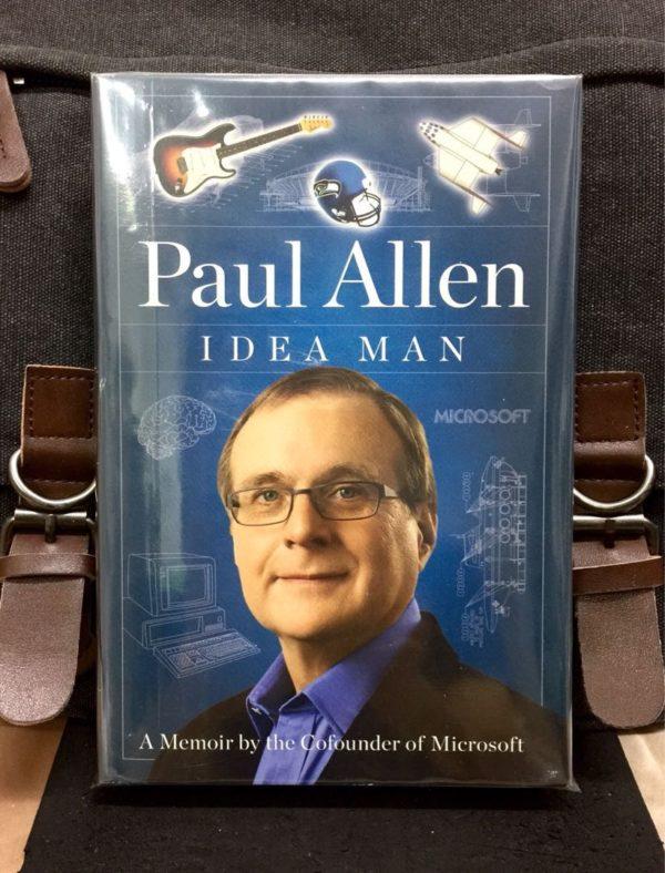 PAUL ALLEN - IDEA MAN : A Memoir By The Cofounder Of MICROSOFT