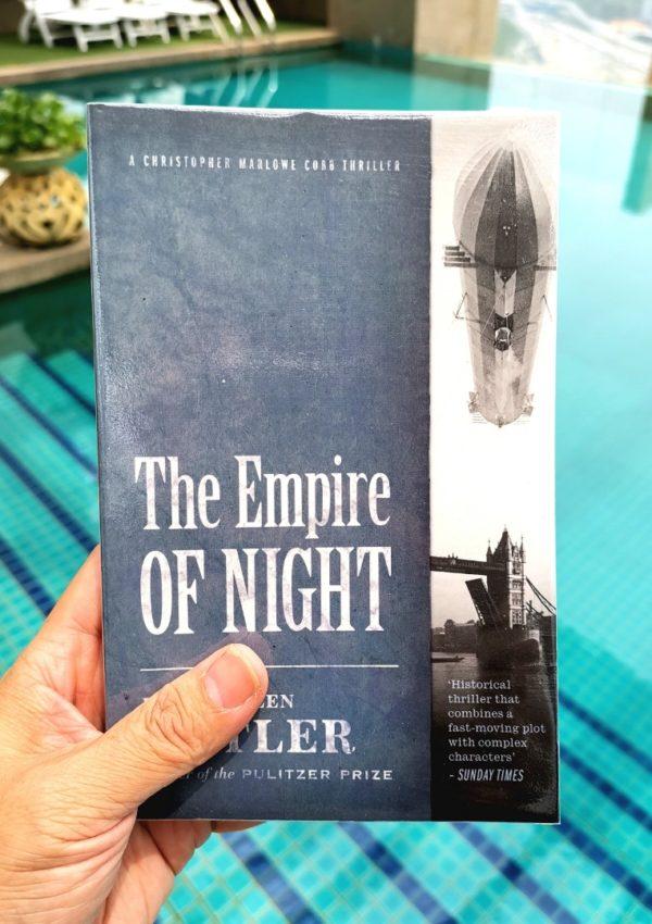 Robert Olen Butler - THE EMPIRE OF NIGHT : A Christopher Marlowe Cobb Thriller