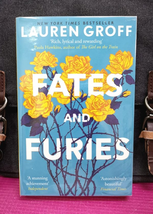 Lauren Groff - FATES AND FURIES