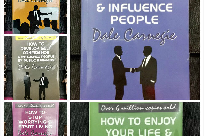 The 5 Top Picks DALE CARNEGIE Personal Development Books for COLLECTION