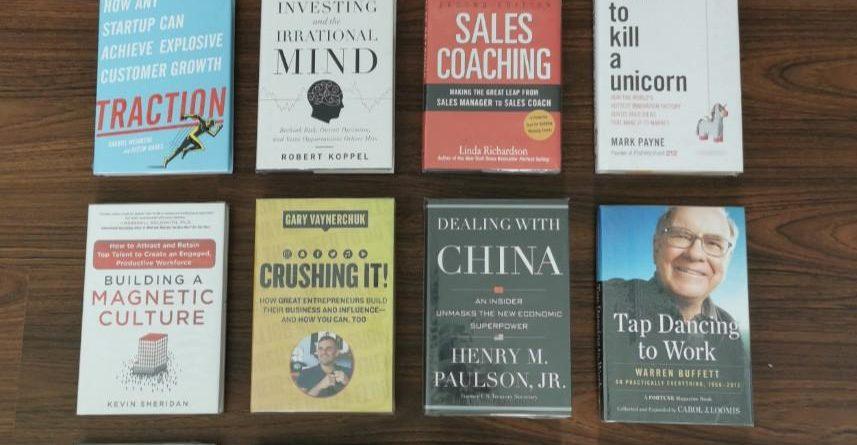 TOP 16 INTERNATIONAL BESTSELLING BUSINESS BOOKS (Series #1)