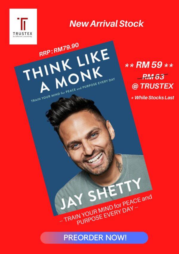 Think Like A Monk - Jay Shetty