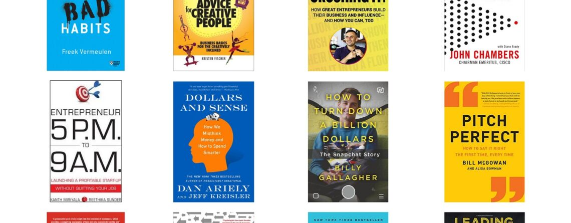 Monthly Highlights - Business Books