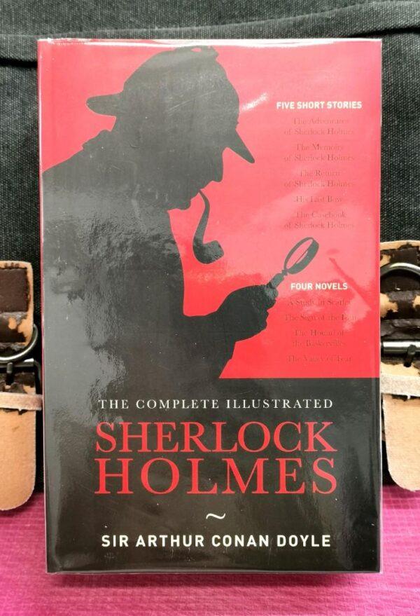 Sir Arthur Conan Doyle - THE COMPLETE ILLUSTRATED SHERLOCK HOLMES